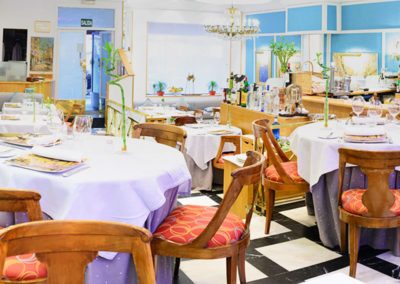 Restaurante La Paloma Centro de Madrid 01